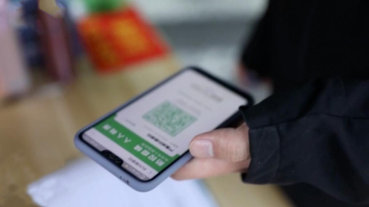 Trung Quốc kiểm soát Covid-19 bằng thẻ xanh thế nào