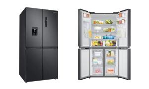 Samsung đoạt giải tủ lạnh nhiều cánh giá tốt