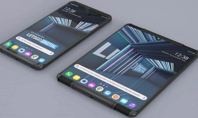 Apple có thể ra iPhone màn hình cuộn