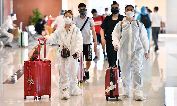 Sân bay Nội Bài dùng 2.000 camera để truy vết F0