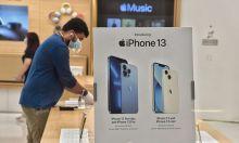 Apple giảm sản lượng 10 triệu iPhone 13 vì thiếu chip