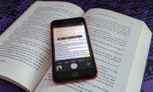 Video chép bài bằng Live Text trên iOS 15 gây sốt