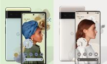 Google Pixel 6 ra mắt, giá từ 599 USD